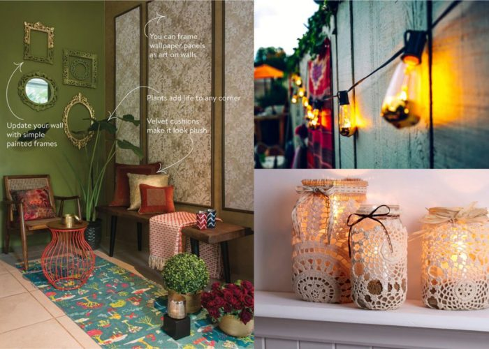 CLASSY DIWALI DECOR IDEAS WITH A TWIST