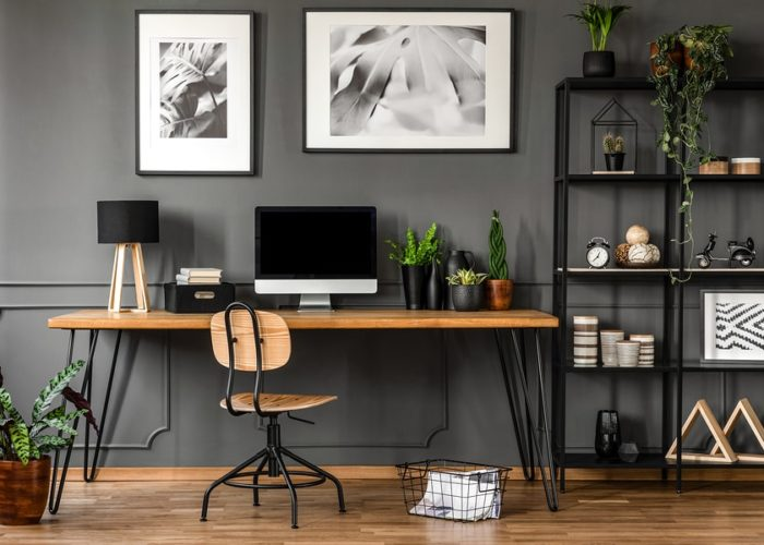 TIPS FOR HOME OFFICE INTERIORS